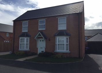 Thumbnail 4 bed property to rent in Osborne Road, West Haddon, Northampton