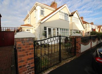 Thumbnail 3 bedroom semi-detached house for sale in Norwood Avenue, Liverpool