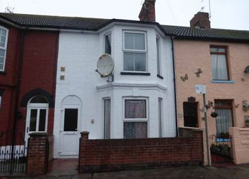 Thumbnail 3 bedroom terraced house for sale in Arnold Street, Lowestoft