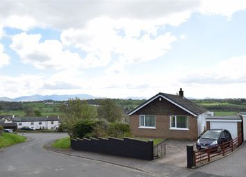 Thumbnail 3 bed detached bungalow for sale in Derwent Park, Great Broughton, Cockermouth