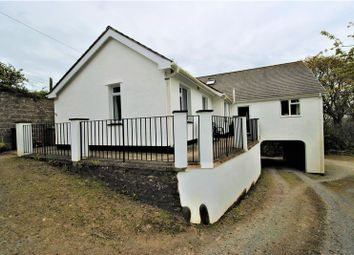 Thumbnail 5 bedroom detached house for sale in High Grove, Pilton West, Barnstaple