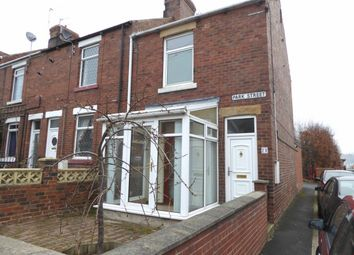 Thumbnail 3 bed terraced house to rent in Park Street, Willington, Crook
