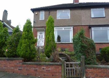 Thumbnail 3 bedroom semi-detached house to rent in Storths Road, Huddersfield
