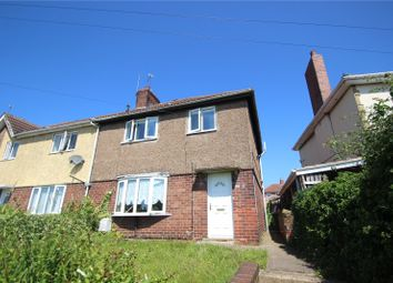 Thumbnail 3 bed semi-detached house for sale in Tom Wood Ash Lane, Upton, West Yorkshire