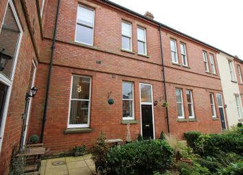 Thumbnail Town house for sale in Willow Drive, Cheddleton, Staffordshire