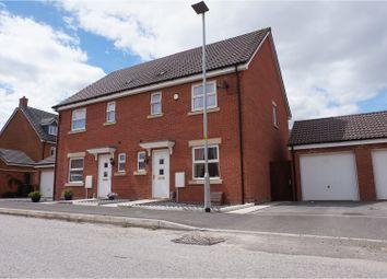 Thumbnail 3 bed semi-detached house for sale in Bisham Lane, Trowbridge