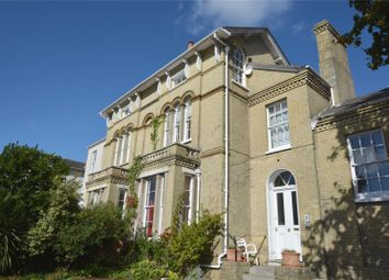 Thumbnail 1 bed flat for sale in Hill House, Highfield, Lymington, Hampshire