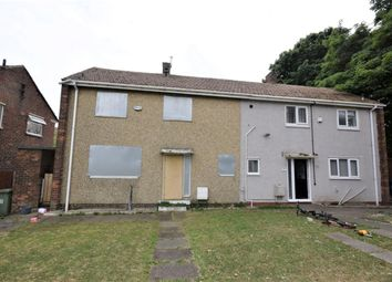 2 bed semi-detached house for sale in Eden Lane, Peterlee, County Durham SR8