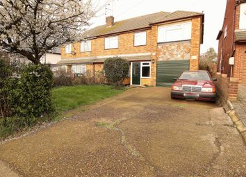 Thumbnail 5 bed semi-detached house for sale in London Road, Bowers Gifford, Basildon