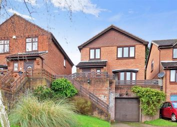 Thumbnail 4 bed detached house for sale in Hampton Close, Walderslade, Chatham, Kent