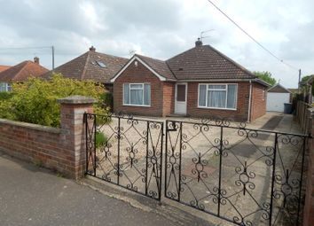 Thumbnail 2 bed bungalow to rent in Vera Road, Rackheath, Norwich
