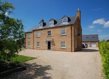 Thumbnail 5 bed detached house for sale in Rhencullen, Main Road, Saltfleetby