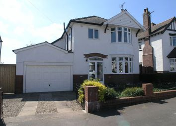 Thumbnail 3 bed detached house for sale in Fairfield Road, Halesowen