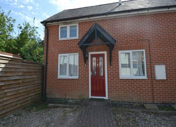 Thumbnail 1 bed semi-detached house to rent in Craven Court, 9 Craven Road, Newbury