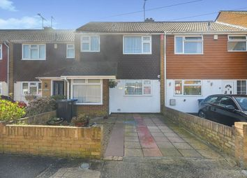 Thumbnail 3 bed terraced house for sale in Vincent Close, Broadstairs