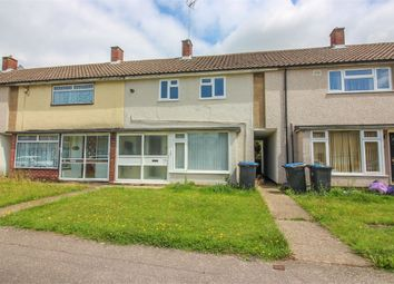 Thumbnail 3 bed terraced house for sale in Long Ley, Harlow, Essex