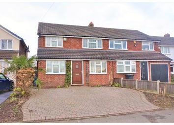 Thumbnail 3 bed semi-detached house for sale in Wallheath Lane, Walsall