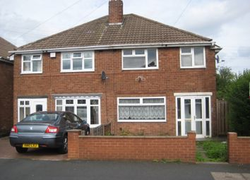 Thumbnail 3 bedroom end terrace house to rent in Charlotte Road, Wednesbury