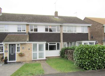 Thumbnail 3 bed terraced house to rent in Firecrest Road, Chelmsford, Essex