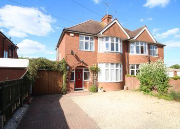 Thumbnail 3 bed semi-detached house for sale in Aston Clinton Road, Weston Turville, Aylesbury