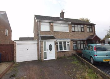 Thumbnail 3 bed semi-detached house for sale in Lawson Avenue, Leigh, Wigan
