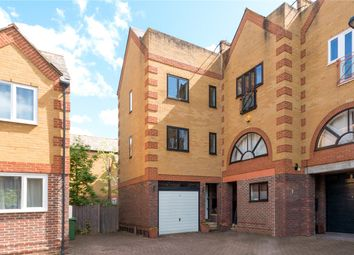 Thumbnail 3 bed end terrace house for sale in Hardy Close, London