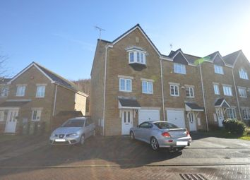 Thumbnail 4 bedroom end terrace house for sale in Tithefields, Fenay Bridge, Huddersfield, West Yorkshire