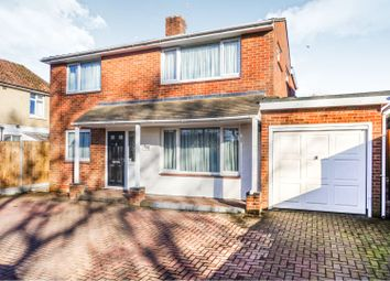 Thumbnail 3 bed detached house for sale in Romsey Road Maybush, Southampton