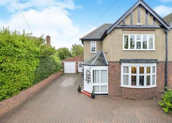 Thumbnail 4 bedroom semi-detached house for sale in Yarm Road, Eaglescliffe, Stockton On Tees