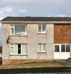Thumbnail 1 bed flat to rent in Mosspark Avenue, Dumfries