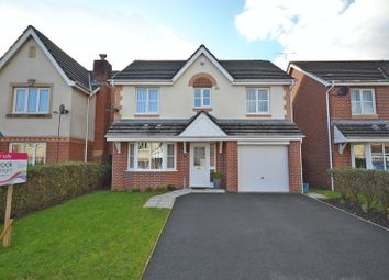 Thumbnail 4 bed detached house for sale in Stunning Family House, Lily Way, Newport