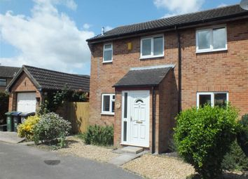 Thumbnail 3 bed semi-detached house to rent in Brunel Close, Westbury, Wiltshire