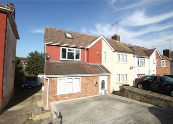 Thumbnail 4 bed semi-detached house for sale in Hawthorn Road, Strood, Kent