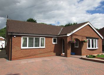 Thumbnail 4 bed bungalow for sale in Stather Road, Burton-Upon-Stather, Scunthorpe