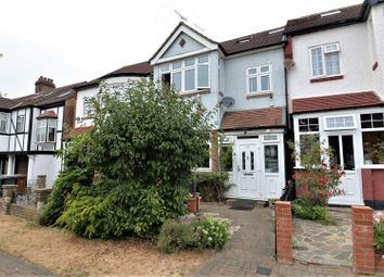 Thumbnail 4 bed terraced house for sale in Woodside Park Avenue, Walthamstow, London