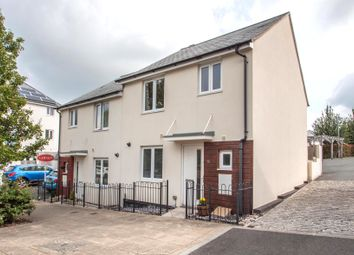 Thumbnail 3 bed semi-detached house for sale in Whitehaven Way, Plymouth