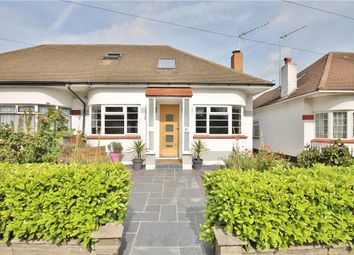 Thumbnail 3 bed semi-detached bungalow for sale in Gladstone Avenue, Twickenham