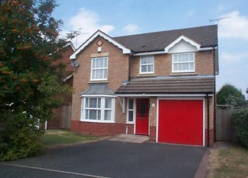 Thumbnail 4 bed property to rent in Teasel Road, Wednesfield, Wolverhampton