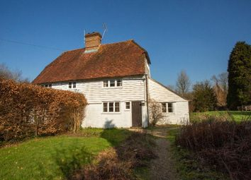 3 bed semi-detached house for sale in Lower Tollhurst Cottage, Birchetts Green Lane, Ticehurst, Kent TN5