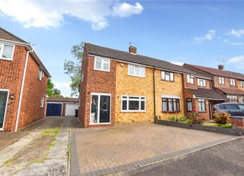 Thumbnail 3 bed semi-detached house for sale in Vanessa Way, Joydens Wood, Bexley, Kent