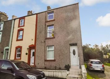 Thumbnail 4 bed end terrace house for sale in 44 Crossfield Road, Cleator Moor, Cumbria