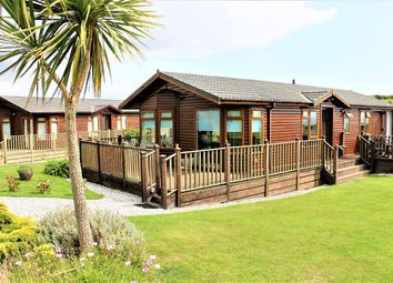 Thumbnail 3 bed lodge for sale in Whitsand Bay, Millbrook, Torpoint