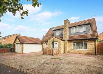 Thumbnail 4 bed detached house for sale in Rowton Heath Way, Freshbrook, Swindon