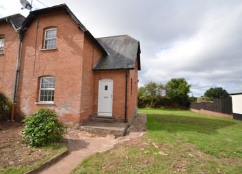 Thumbnail 3 bed semi-detached house to rent in School Cottages, Clyst Honiton, Exeter