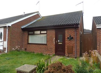 Thumbnail 1 bed terraced bungalow for sale in Blackbird Close, Bradwell, Great Yarmouth