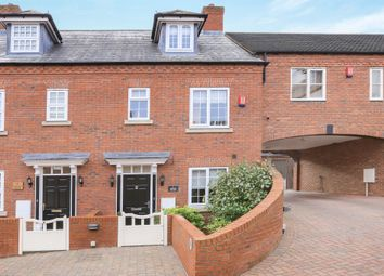 Thumbnail 3 bed town house for sale in Havergal Place, Shareshill, Wolverhampton