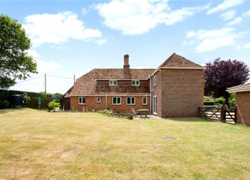 Thumbnail 4 bedroom detached house for sale in Oare, Hermitage, Thatcham, Berkshire