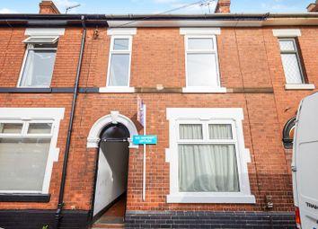 3 bed terraced house to rent in Stanley Street, Derby DE22