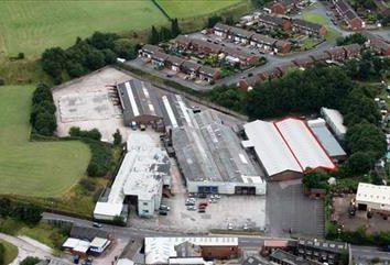 Thumbnail Light industrial to let in Unit A8, Fraylings Business Park, Davenport Street, Burslem, Stoke-On-Trent, Staffordshire