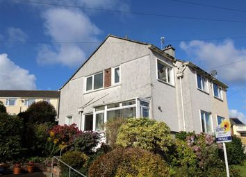 3 bed semi-detached house for sale in Rospeath Crescent, Manadon, Plymouth PL2